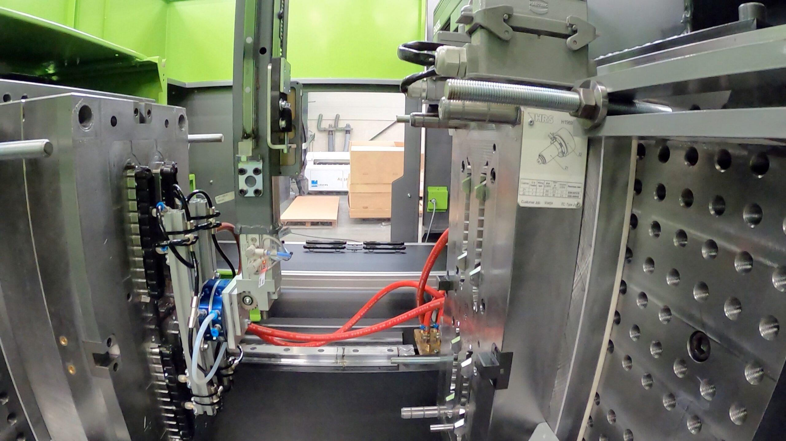 New Engel machine